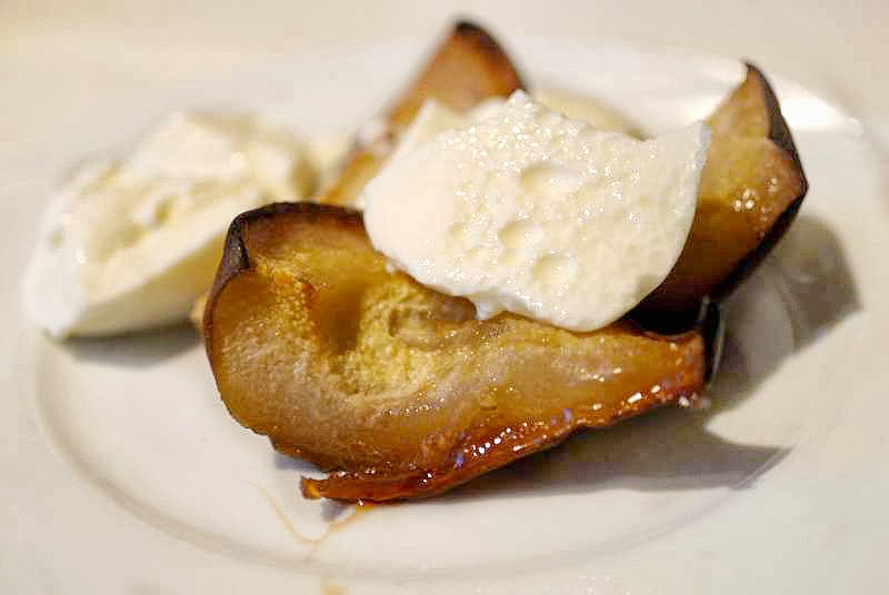 Fit to Blog: Maple Baked/Poached Pears (Paleo)