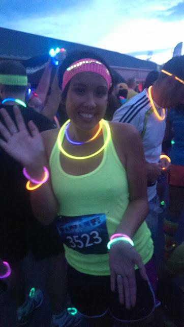 Kristina at Radiant Run