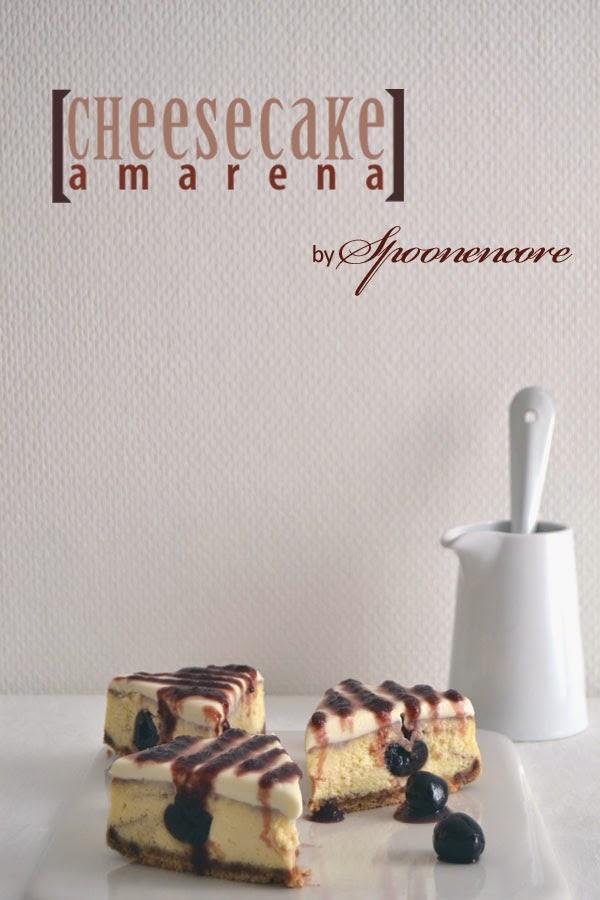 cheesecake amarena sans gluten