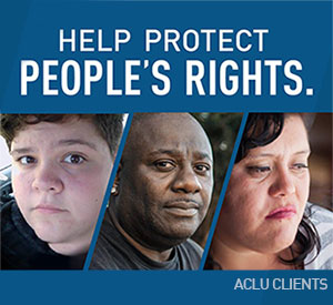 Support the ACLU