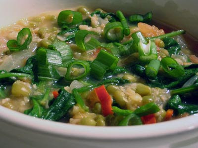 Mongo (Filipino Mung Bean Curry)