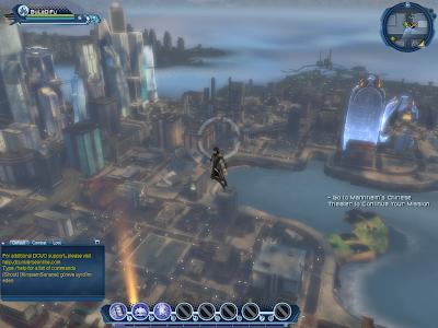 DC Universe Online - Metropolis
