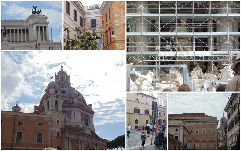 Cruise Photo Diary, OOTD + Video: Rome, Italy