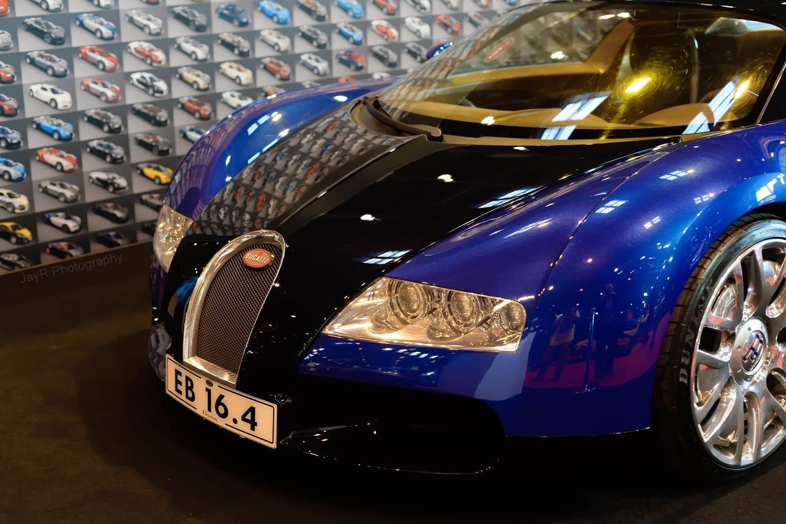 Bugatti Veyron 16.4 Concept: Paris Again, After 13 Years.