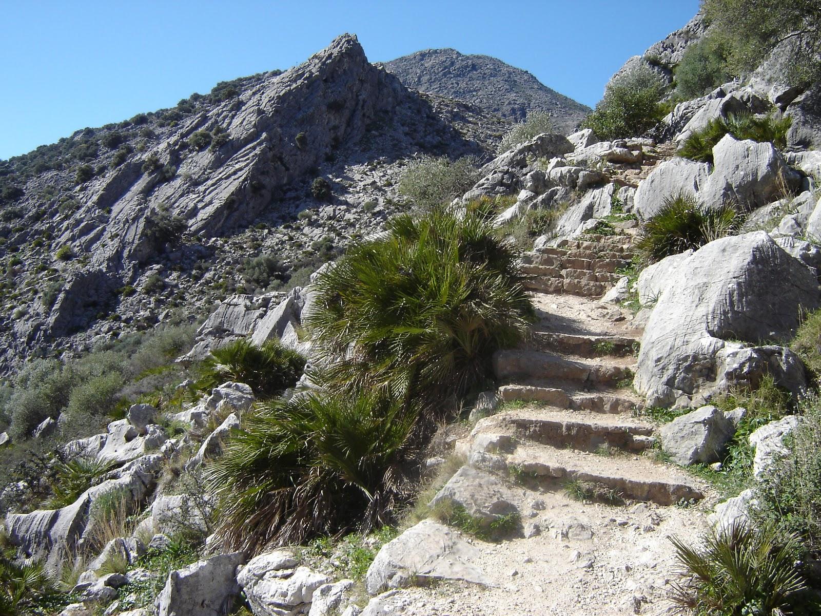 Postcards from Spain: Cueva de la Pileta & Benaoján (Serranía de Ronda)