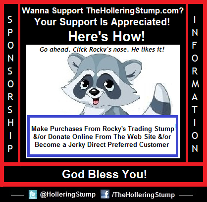 Sponsor TheHolleringStump.com