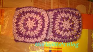 granny square, ganchillo, crochet, cuadrados de la abuela, funda gafas