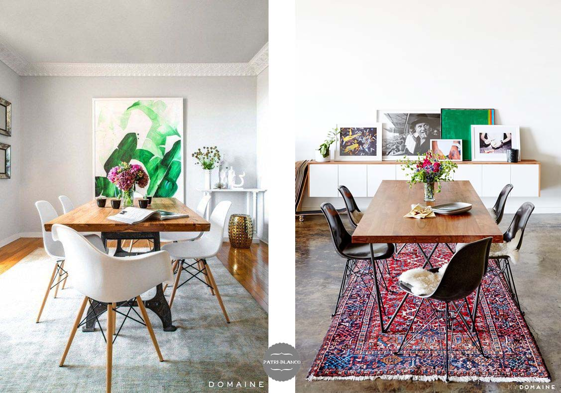 Consejos para decorar con alfombras decoraci n patri blanco - Decorar con alfombras ...
