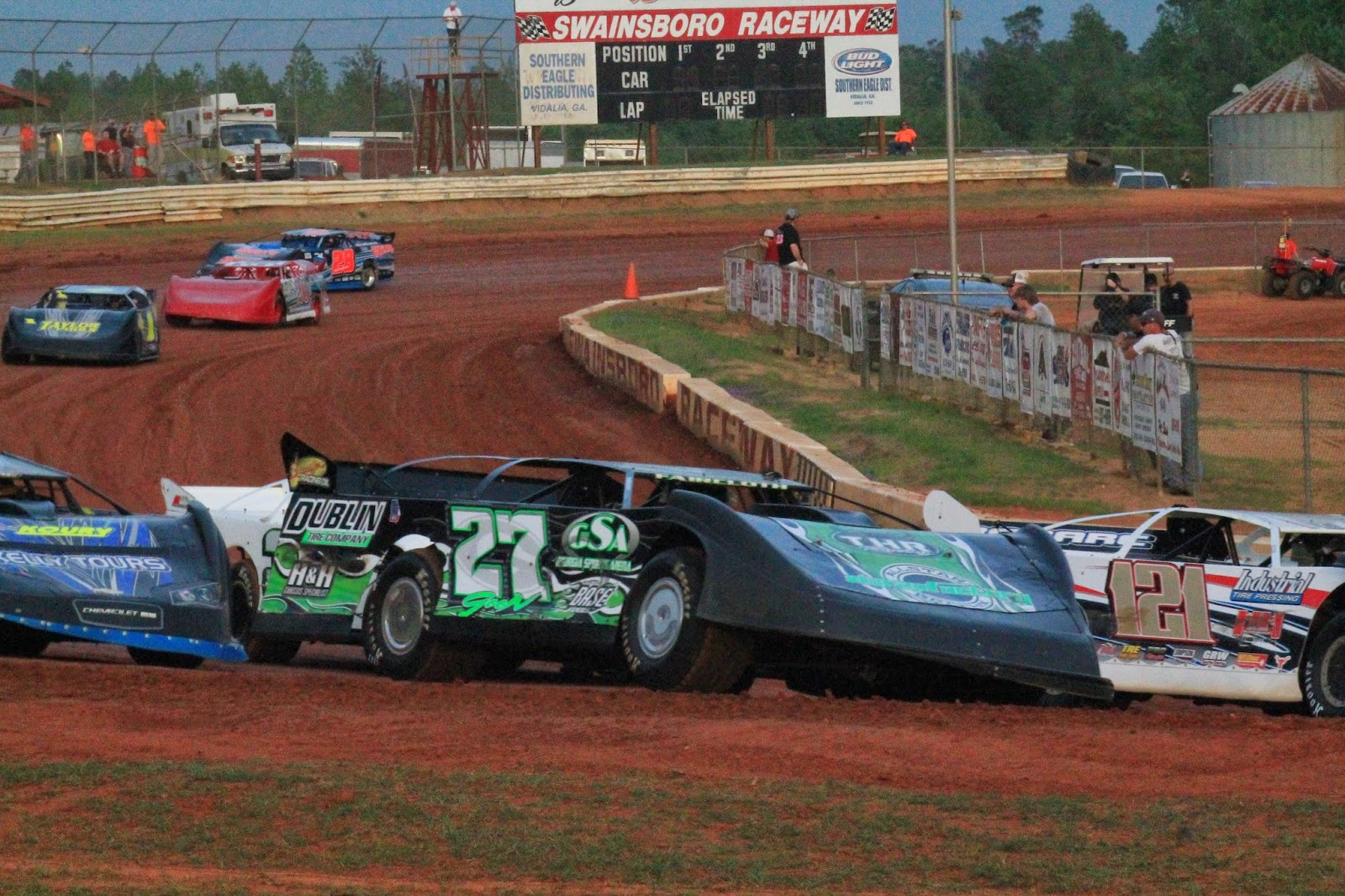 #WkndInReview- PL Pulls in P1 at Swainsboro Raceway 4/11