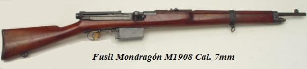 Armas de la Revolución Mexicana