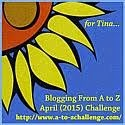 A-Z Blog Challenge 2015