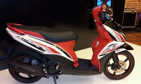 Yamaha Mio GT: The Best Matic In Indonesia title=