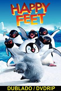 Assistir Happy Feet – O Pinguim Dublado 2006