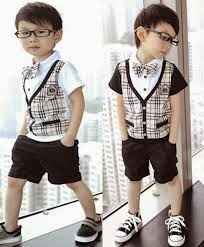 foto anak kecil laki-laki keren