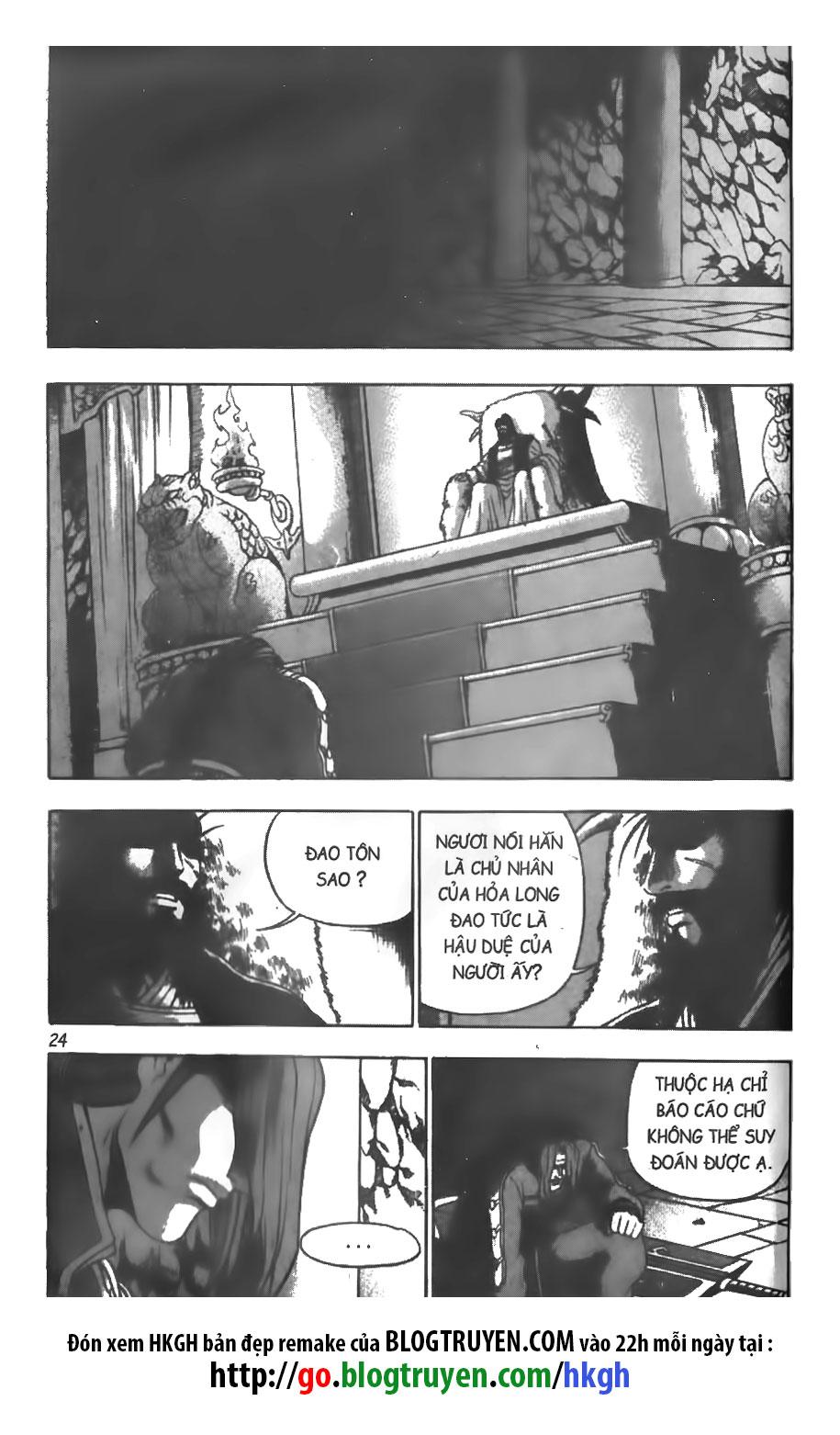 Hiệp Khách Giang Hồ chap 264 Trang 25 - Mangak.info