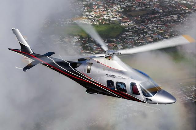 Gambar Helikopter Agusta Westland AW 109 - 04