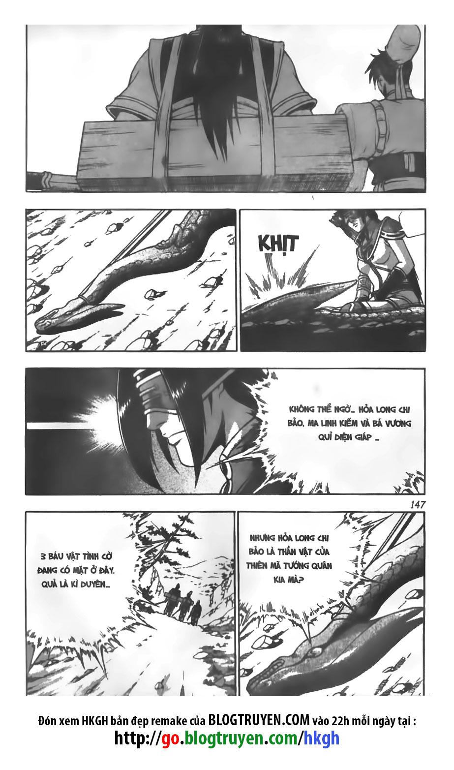 Hiệp Khách Giang Hồ chap 270 Trang 1 - Mangak.info