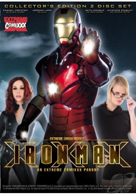 Download Iron Man: XXX Parody  baixar