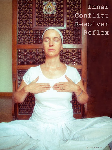 Meditation: Inner Conflict Resolver Reflex