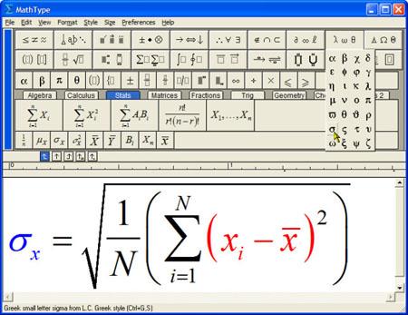 Mathtype free download