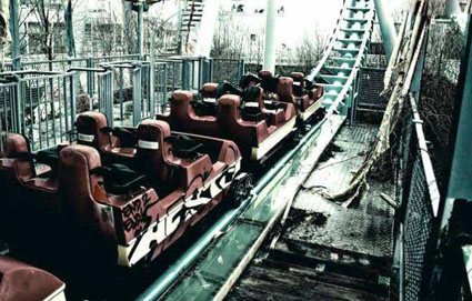 Escape from Six Flags Jazzland