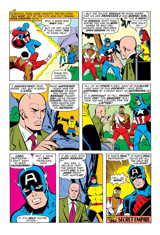 Captain America (1968) Issue #172 #86 - English 20