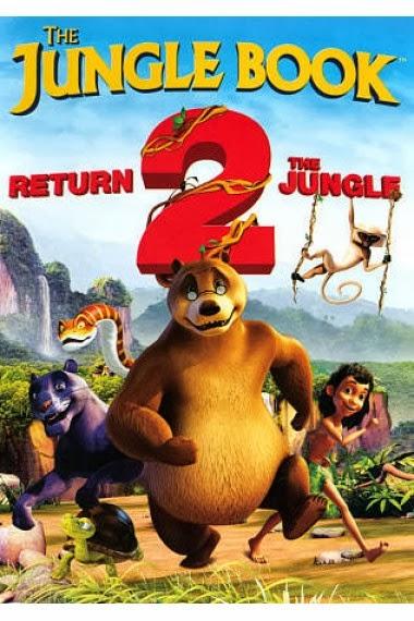 The Jungle Book: Return 2 The Jungle (2013)