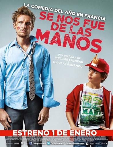 Ver Se nos fue de las manos (Babysitting) (2014) Online