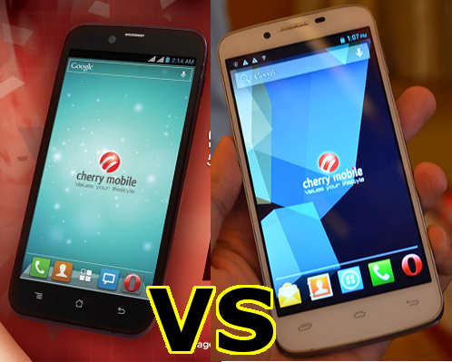 Cherry Mobile Skyfire 2.0 vs Cherry Mobile Omega HD