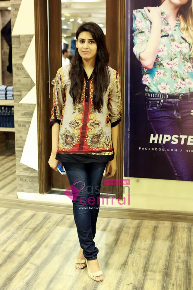 Westren Clothing Label 'HIPSTER' Launched In Lahore