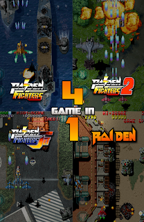RAIDEN FIGHTERS 2 Raiden Legacy Android