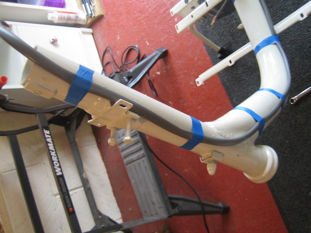 lambretta restoration temporary fitting the wiring loom rh lambrettarestorations blogspot com Wire Loom Tool Wire Loom Tool