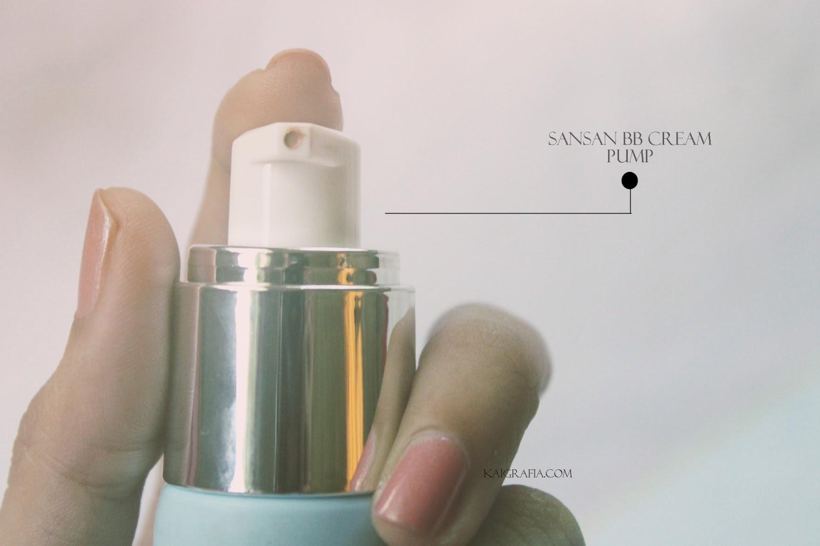 Sansan Hortaleza BB cream