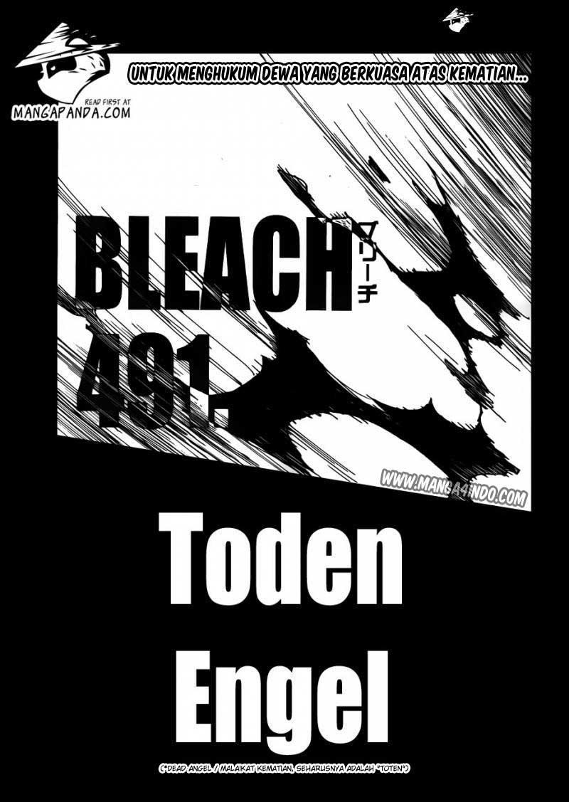 Bleach 491 Indonesia