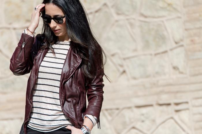 Blogger de moda valenciana con joyas Tous