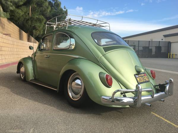 Used 1964 VW Bug Lowered & Turnkey by Owner