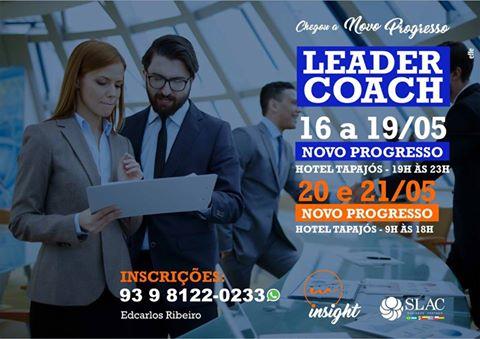 TREINAMENTO DE LEADR COACH NA CIDADE DE NOVO PROGRESSO