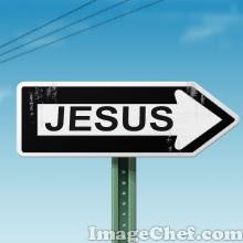 SÓ JESUS É O CAMINHO !!!
