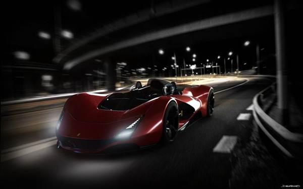Ferrari-Aliante-Concept