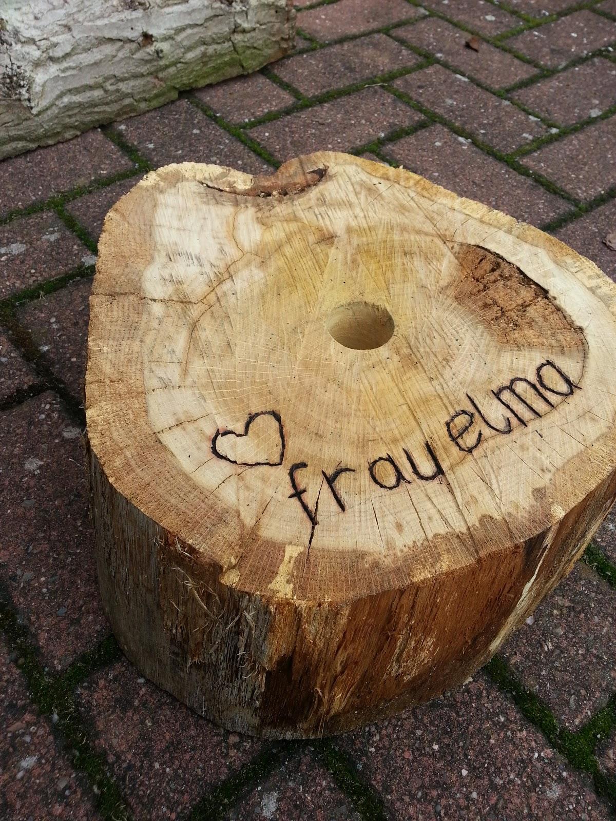 Frau elma* : diy   kleiderständer nach frau elma(s) art!