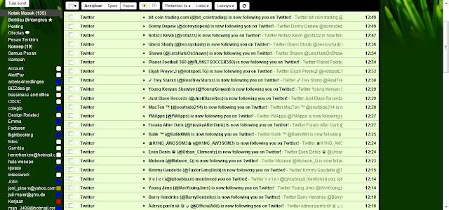 Cara Cepat  dan Gampang Mendapatkan Banyak Follower Twitter