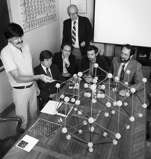 NIST Colleagues Congratulate Shechtman on Nobel Chemistry Prize