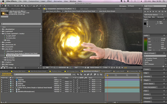 adobe after effect cs5