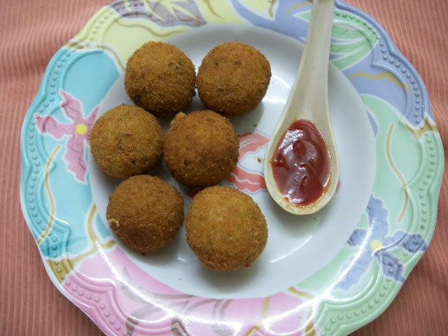 Potato Cheese Balls - Kids Special Recipes under 30 mins