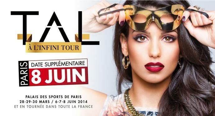 #TAL annonce une 6ème date parisienne