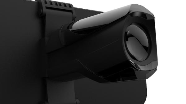 Acceorio para poder jugar al primer FPS Masivo de Realidad Aumentada.