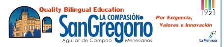 COLEGIO SAN GREGORIO