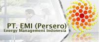 Lowongan Kerja BUMN Terbaru PT. Energy Management Indonesia (Persero) Untuk Lulusan Akuntansi Keuangan Desember 2012