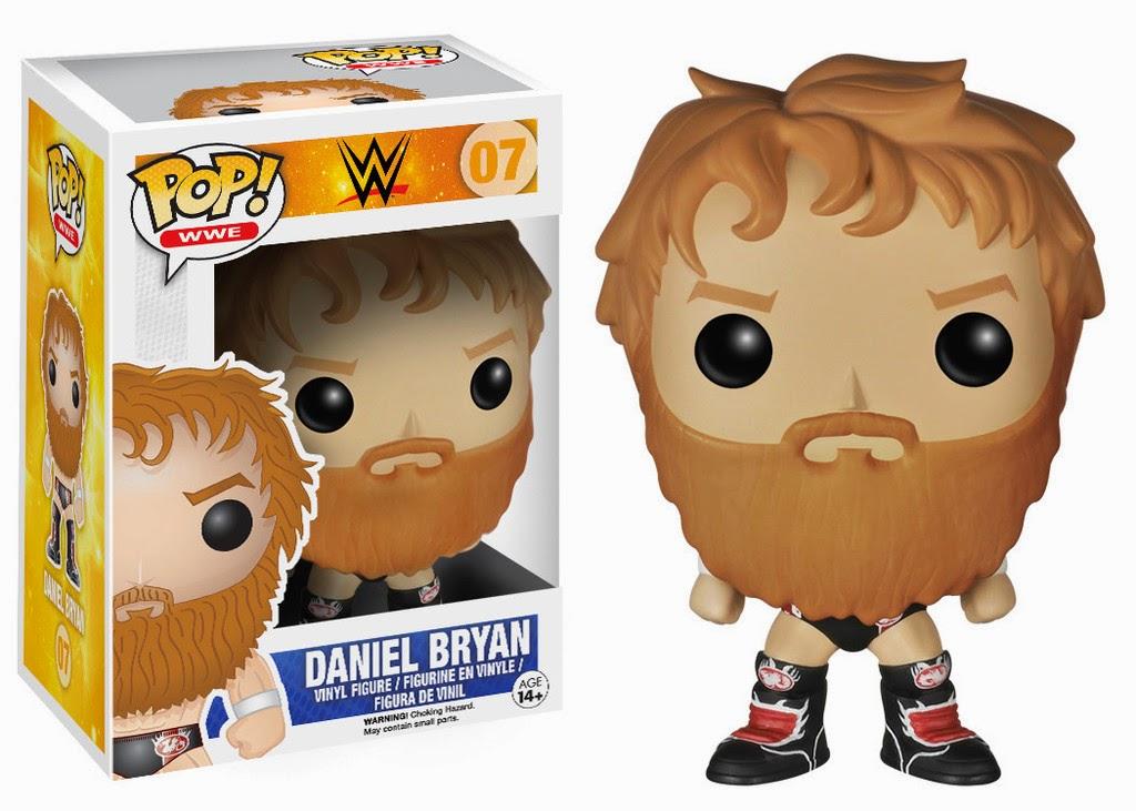 Funko Pop! Daniel Bryan