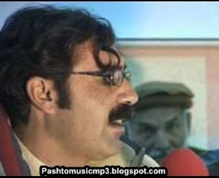 Pashto Singer Khalid Khan